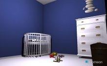 Raumgestaltung Hatem 4 in der Kategorie Kinderzimmer