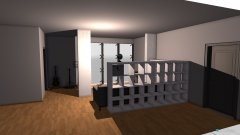 Raumgestaltung haus in kackstadt in der Kategorie Kinderzimmer