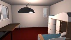 Raumgestaltung iv in der Kategorie Kinderzimmer
