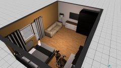 Raumgestaltung izba moja in der Kategorie Kinderzimmer