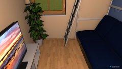 Raumgestaltung Jacobs neues zimmer in der Kategorie Kinderzimmer