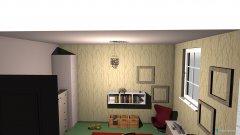 Raumgestaltung Jakobs Kinderzimmer in der Kategorie Kinderzimmer
