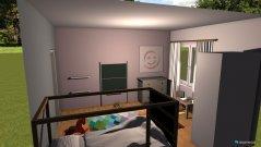 Raumgestaltung jakobs zimmer in der Kategorie Kinderzimmer