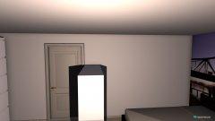 Raumgestaltung Jannis Kellerzimmer in der Kategorie Kinderzimmer