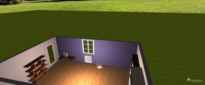 Raumgestaltung Jenny in der Kategorie Kinderzimmer