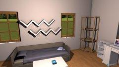 Raumgestaltung Jilissa in der Kategorie Kinderzimmer