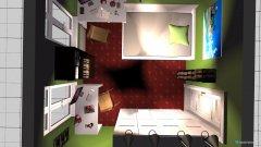 Raumgestaltung Johannes' Zimmer 2016 in der Kategorie Kinderzimmer