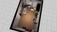Raumgestaltung jois zimmer (erster versuch-erste ideen) in der Kategorie Kinderzimmer