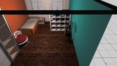 Raumgestaltung jojo 28 03 in der Kategorie Kinderzimmer