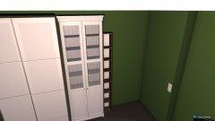 Raumgestaltung Jonas Zimmer zum Umstellen in der Kategorie Kinderzimmer