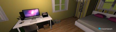 Raumgestaltung Jugend-Zimmer in der Kategorie Kinderzimmer