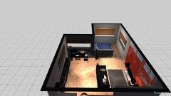 Raumgestaltung Jugendzimmer Junge  in der Kategorie Kinderzimmer