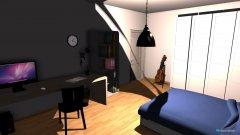 Raumgestaltung JugendzimmerEnd in der Kategorie Kinderzimmer