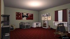 Raumgestaltung Kaity's Youth in der Kategorie Kinderzimmer