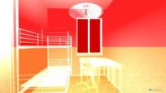 Raumgestaltung Karoli Pokoj in der Kategorie Kinderzimmer