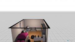 Raumgestaltung Katrin 1 in der Kategorie Kinderzimmer
