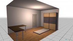 Raumgestaltung Ki2 in der Kategorie Kinderzimmer