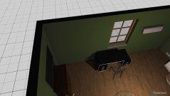 Raumgestaltung kids bedroom in der Kategorie Kinderzimmer
