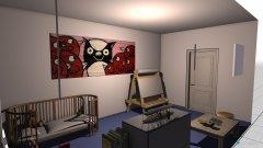 Raumgestaltung Kierans Zimmer in der Kategorie Kinderzimmer