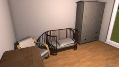 Raumgestaltung Kind 2 - Preggy in der Kategorie Kinderzimmer