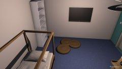 Raumgestaltung Kind in der Kategorie Kinderzimmer