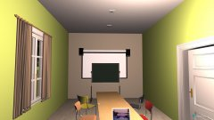 Raumgestaltung Kinderraum in der Kategorie Kinderzimmer