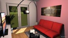 Raumgestaltung Kinderschlafzimmer in der Kategorie Kinderzimmer