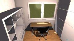 Raumgestaltung Kinderzimmer 1 in der Kategorie Kinderzimmer