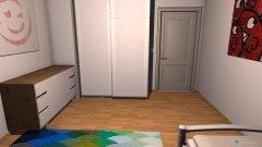 Raumgestaltung Kinderzimmer 2 in der Kategorie Kinderzimmer