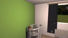 Raumgestaltung Kinderzimmer baby 1 in der Kategorie Kinderzimmer