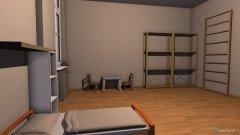Raumgestaltung Kinderzimmer blanko in der Kategorie Kinderzimmer