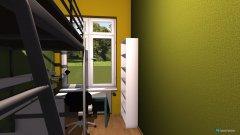 Raumgestaltung Kinderzimmer Calle in der Kategorie Kinderzimmer