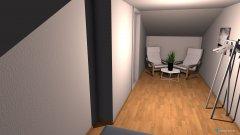 Raumgestaltung Kinderzimmer DG in der Kategorie Kinderzimmer