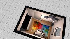 Raumgestaltung Kinderzimmer Erik in der Kategorie Kinderzimmer