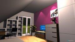 Raumgestaltung KInderzimmer GartenSeite in der Kategorie Kinderzimmer
