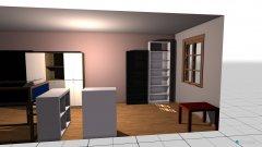 Raumgestaltung Kinderzimmer groß (neu) in der Kategorie Kinderzimmer