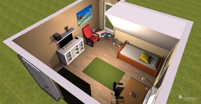 Raumgestaltung Kinderzimmer II in der Kategorie Kinderzimmer