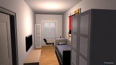 Raumgestaltung Kinderzimmer (klein) in der Kategorie Kinderzimmer
