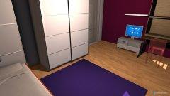 Raumgestaltung Kinderzimmer Luisa (neu 2016) in der Kategorie Kinderzimmer