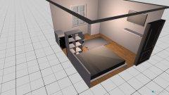 Raumgestaltung Kinderzimmer Nik in der Kategorie Kinderzimmer
