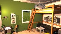 Raumgestaltung Kinderzimmer unten in der Kategorie Kinderzimmer