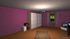Raumgestaltung kinderzimmer weber in der Kategorie Kinderzimmer