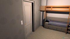 Raumgestaltung Kinderzimmer Zwillinge in der Kategorie Kinderzimmer
