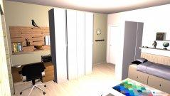 Raumgestaltung Kinderzimmer1 in der Kategorie Kinderzimmer