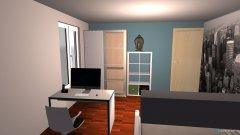 Raumgestaltung Kinderzimmer2 in der Kategorie Kinderzimmer