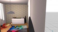 Raumgestaltung kinderzimmertestttt in der Kategorie Kinderzimmer