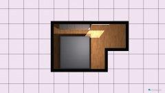 Raumgestaltung Kinderzimmerwasserbett in der Kategorie Kinderzimmer