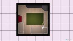 Raumgestaltung Kinderzimmmer 9.2.2016 in der Kategorie Kinderzimmer