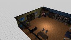 Raumgestaltung Kindrzimmer LISA in der Kategorie Kinderzimmer