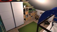 Raumgestaltung KiZi1_KlöPla in der Kategorie Kinderzimmer